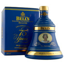 Bell's Whisky The Queen's 75th Birthday Decanter NV