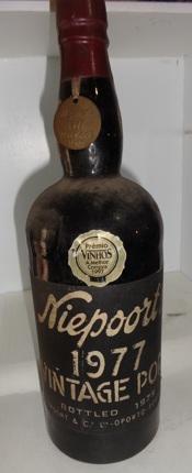 Vinho do porto 1977 preço