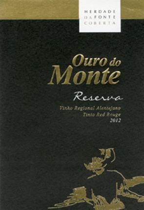 Comprar Ouro Do Monte Reserva Tinto 2012 Na Enovinho