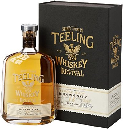 Teeling The Revival 15 Anos