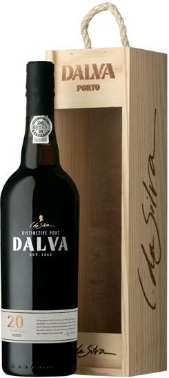 Comprar Dalva Porto 20 Anos NV na Enovinho, Vinho do Porto ...