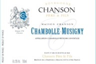 Chanson Pere & Fils Chambolle-Musigny Tinto  2008