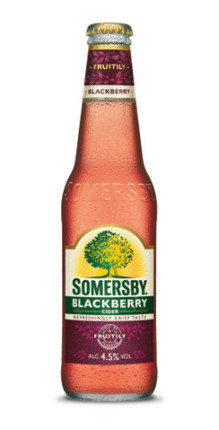 Somersby Blackberry Cider